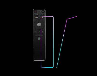 KONKA YB01A Remote Control