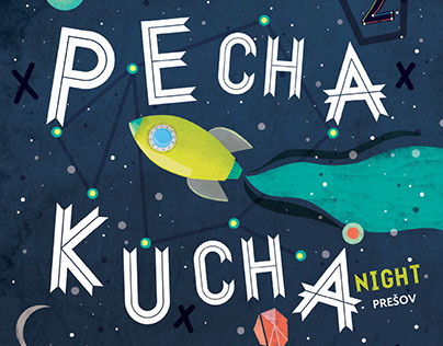 Posters / Pecha Kucha Night