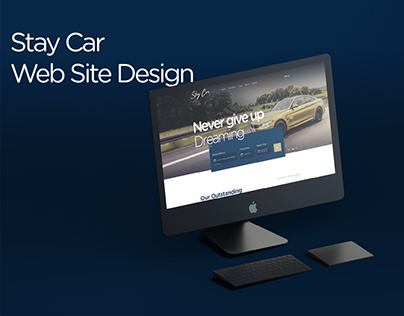 Car Rental Web Site Design