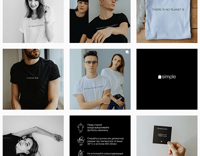 «Kvadrat.project». Айдентика и стилизация фотосъемок