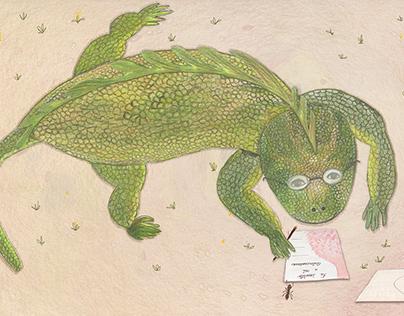The Quinceañera - Children's Picture book