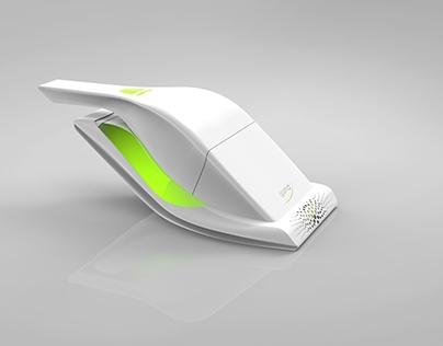 Purifi: Hand Vacuum & Air Purifier