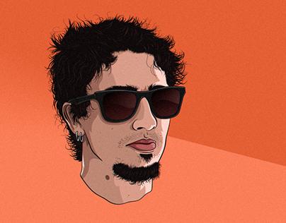 Self-Portrait // Illustration