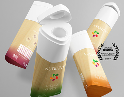 NUTRATIFY - Packaging
