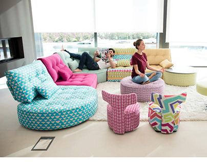 International furniture brand promotion