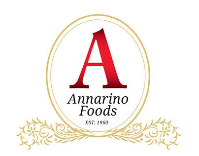 Annarino Foods Brand Refresh