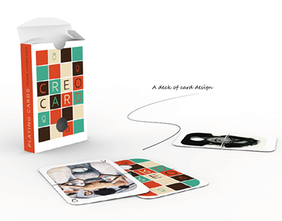 Creo cards. Lab book.