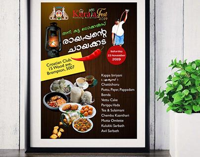 Flyer : Food Fest