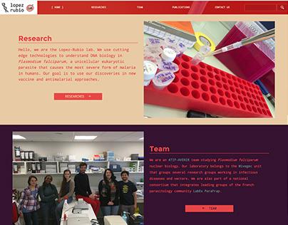 Lopez-Rubio Lab