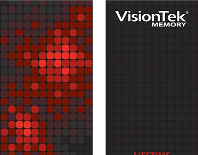 Packaging Design: VisionTek Generic Memory Inserts