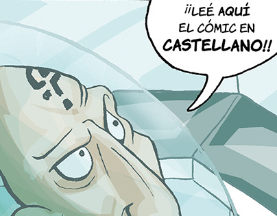 Forehead Blues: Castellano