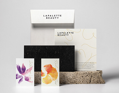 LAPALETTE BEAUTY Cosmetic Brand eXperience Design