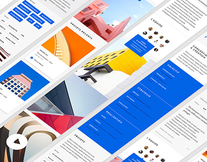 Whatever Agency — Free Template & UI Kit — Adobe XD