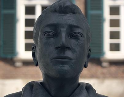 Heinrich Heine in Düsseldorf