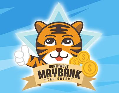 NorthWest MayBank Stars Savers event Branding