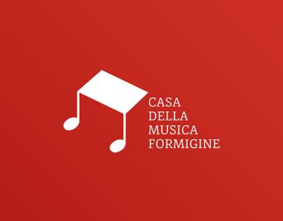 Casa della Musica | Logo Design