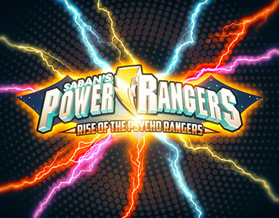 Power Rangers: Rise of the Psycho Rangers