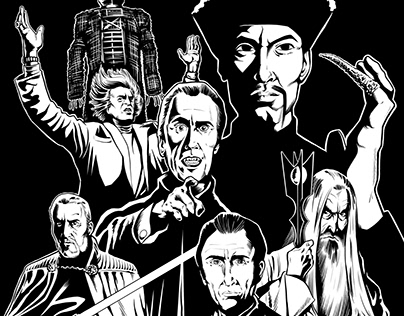Christopher Lee - Tribute redux