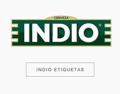 INDIO Etiquetas
