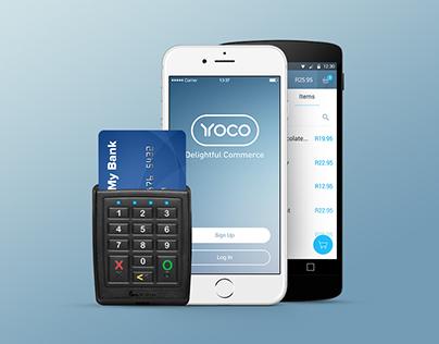 Yoco Website, Mobile & Application Design - Case Study