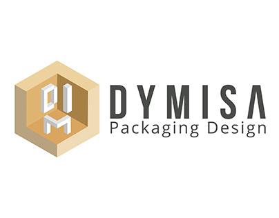 Logo rebrand for Dymisa