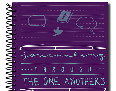 JOURNALING THROUGH THE ONE ANOTHERS BOOK