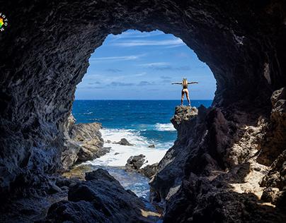 Cueva La Paloma Lanzarote