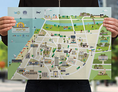 Tel-Aviv Heritage Map