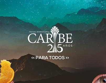 FESTIVAL CARIBE 2018   Línea Gráfica