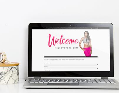 Kelsey Byers Membership Site