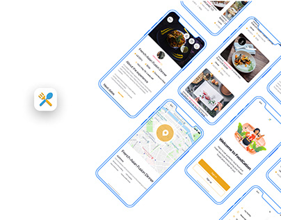 FoodCation APP UX Case Study