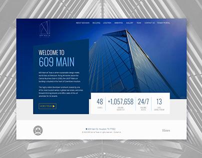 609 Main at Texas Website