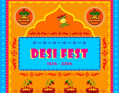 Desi Fest by innerchef