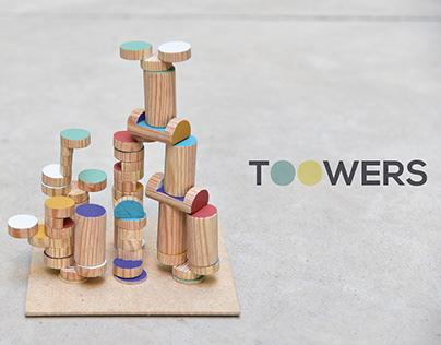TOOWERS - Balance game
