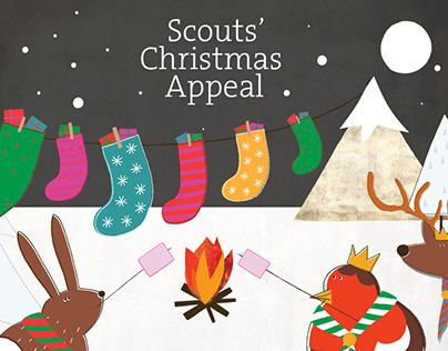 Scouts' Christmas Appeal campaign