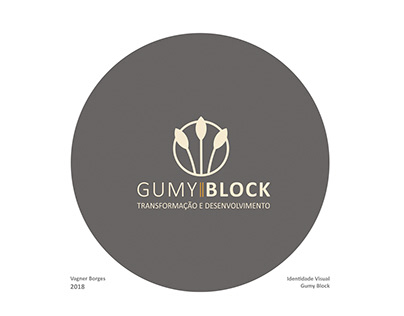 Identidade Visual - Gumy Block