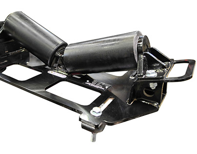 5-Ton Horizontal Pipe Rigging Roller Redesign