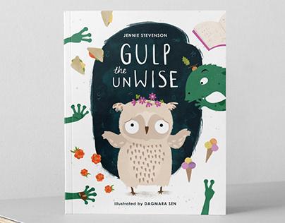 GULP THE UNWISE /written by J. Stevenson