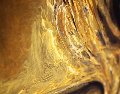 Artist' Studio Giuseppe Alletto Italian Painter