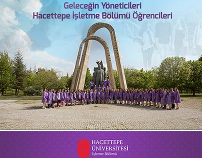 Hacettepe Üniversitesi Broşür - 2016