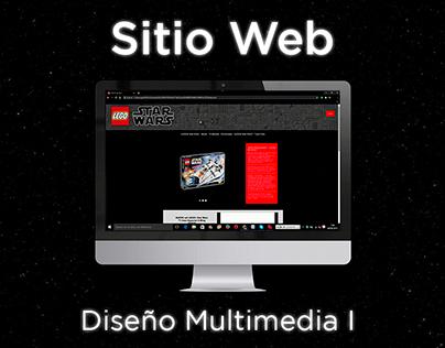 Sitio Web - Diseño Multimedia I (UADE 2019)