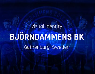 Björndammens BK - Visual Identity