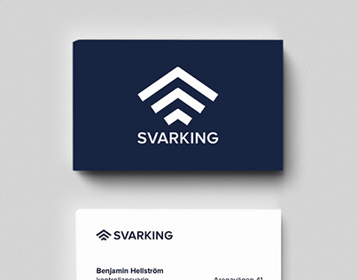 Branding and website for Svarking