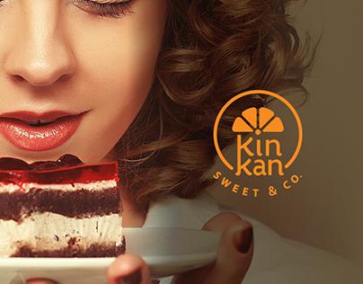 Visual Identity KinKan Sweet & Co.
