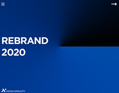 Xale REBRAND 2020