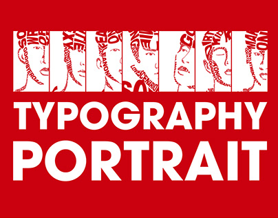iKON TYPOGRAPHY PORTRAIT PROJECT