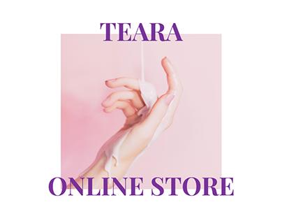 TeaRa | online store