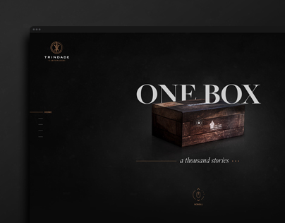 Cartonagem Trindade — Website Responsive