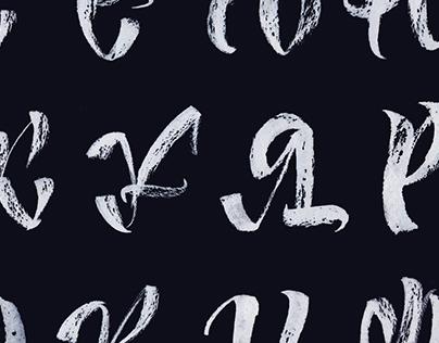 Brush Cyrillic