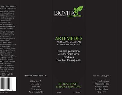 Biovita Package Design